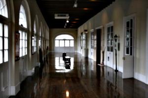 [picture: Museum hallway 1]