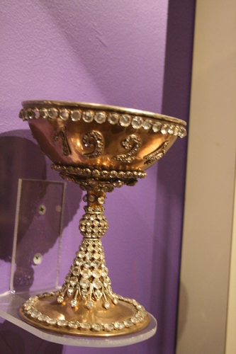 [Picture: Cup from the Mistick Krewe of Comus]