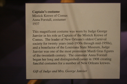 [Picture: caption for costume]