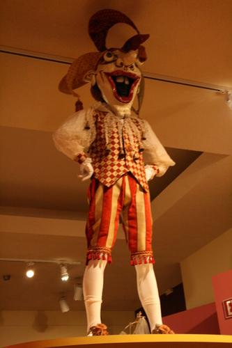 [Picture: Mardi Gras Costume]