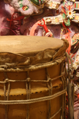 [Picture: Drum (detail)]
