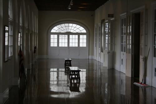 [Picture: Museum hallway 2]