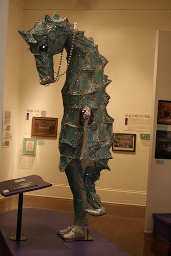 [Picture: Sea-horse Mardi Gras Costume 2]