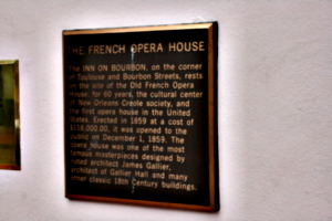 [picture: The French Opera House]