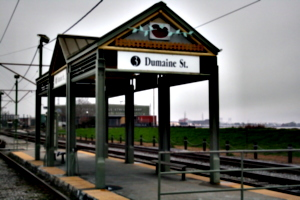 [picture: Dumaine St. Station 1]