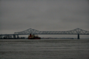 [picture: Ship approaching Bridge 3]