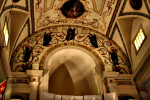 [picture: Saint Louis Cathedral, Interior 11]