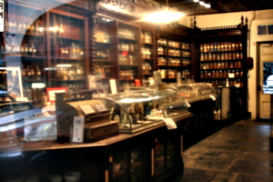 [picture: Old Apothecary]