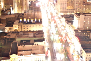 [picture: Canal Street at Night 4]
