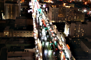[picture: Canal Street at Night 5]