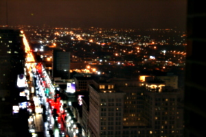 [picture: Canal Street at Night 10]