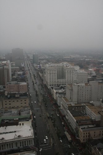 [Picture: Canal Street in the mist 1]
