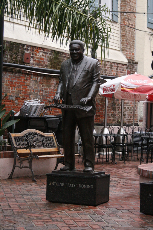 [Picture: Musical Legends Park 2: Fats Domino]