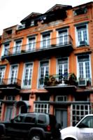 [Picture: orange building]
