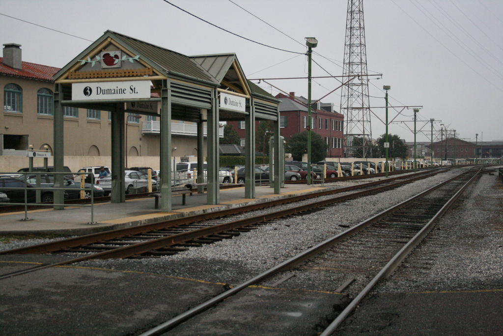 [Picture: Dumaine St. Station 2]
