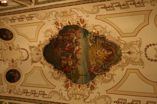[Picture: Saint Louis Cathedral, Interior 3]