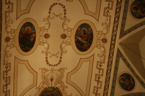 [Picture: Saint Louis Cathedral, Interior 4]