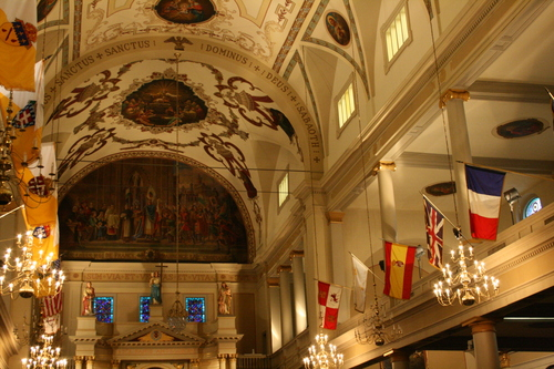 [Picture: Saint Louis Cathedral, Interior 5]