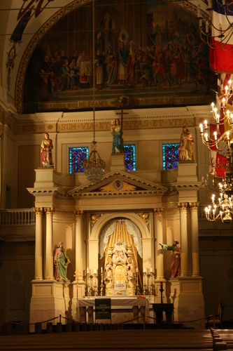 [Picture: Saint Louis Cathedral, Interior 6]