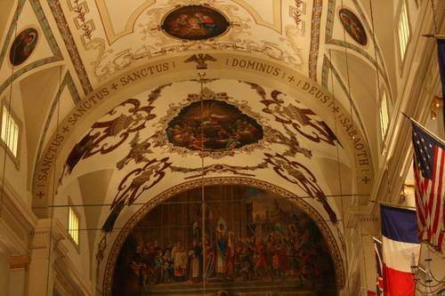 [Picture: Saint Louis Cathedral, Interior 7]