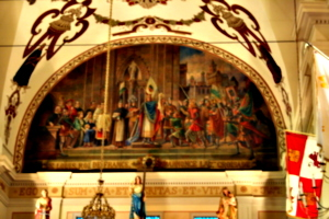 [Picture: Saint Louis Cathedral, Interior 10]