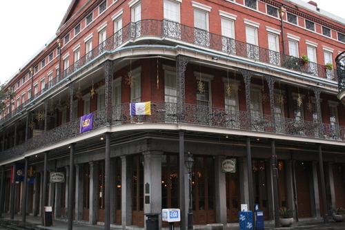 [Picture: New Orleans Corner]