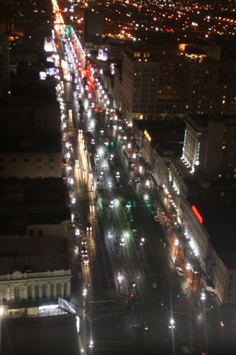 [Picture: Canal Street at Night 7]