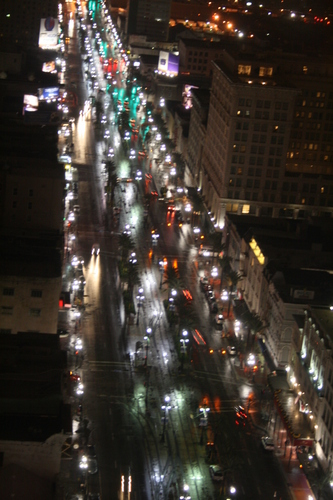 [Picture: Canal Street at Night 9]