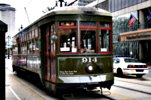 [picture: New Orleans Tram 2]