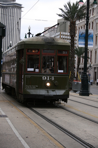 [Picture: New Orleans Tram 1]