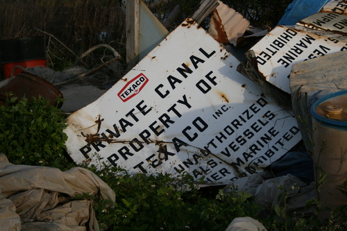 [Picture: Private canal 1]