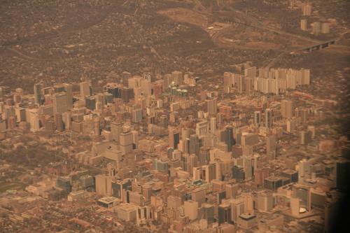 [Picture: Toronto from the air 12]