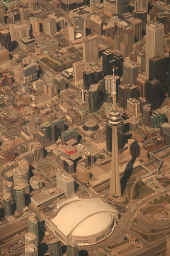 [Picture: Toronto from the air 14]