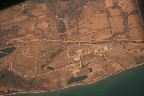 [Picture: Factory from the air 1]