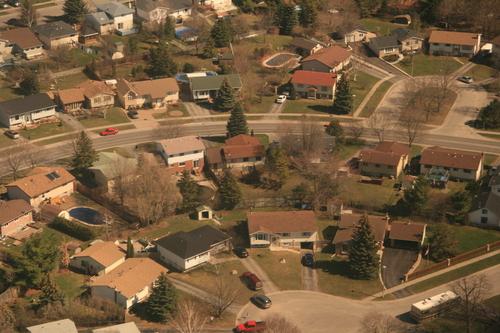 [Picture: Suburban Canada 3]