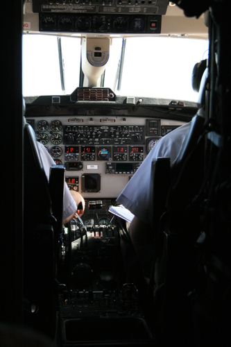 [Picture: Aircraft Cockpit 1]