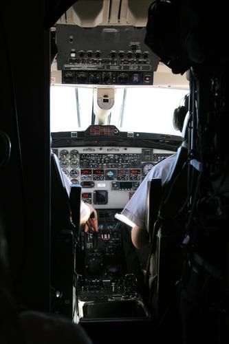 [Picture: Aircraft Cockpit 3]