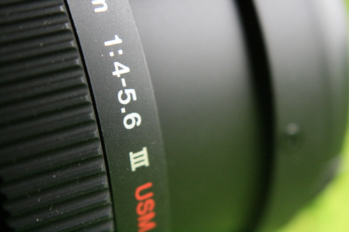 [Picture: Camera lens 4]