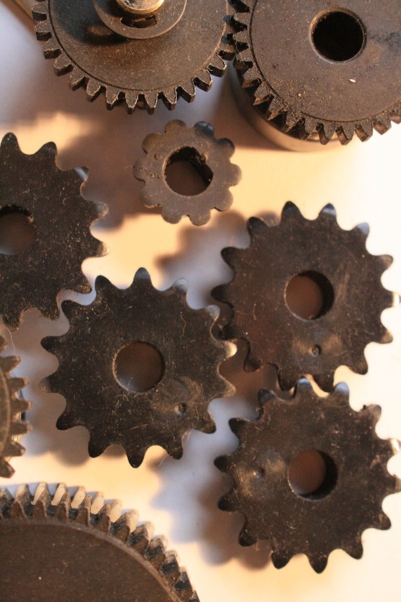 [Picture: Cogs 6: from above]