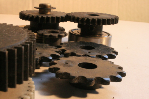 [Picture: Cogs 10: sharp]