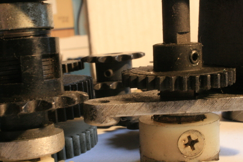 [Picture: Cogs 17: cogs and levers]
