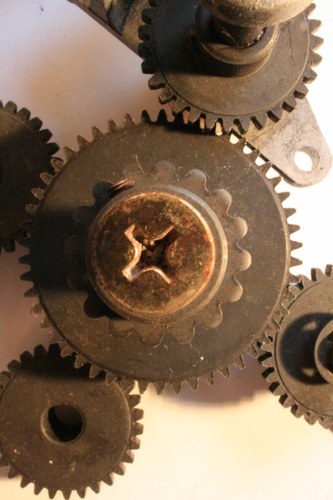 [Picture: Cogs 19: Cluster, from above]
