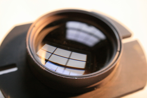 [Picture: tamron photocopier lens 5: reflections]