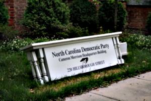 [picture: North Carolina Democratic Party Headquarters 1]