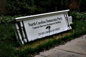 [picture: North Carolina Democratic Party Headquarters 2]