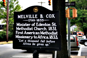 [picture: Melville B. Cox]