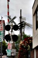[picture: Railroad Crossing]