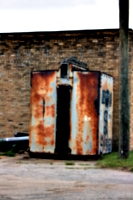 [picture: Abandoned Metal Shed 2]
