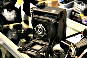 [picture: Old Graphex Camera]