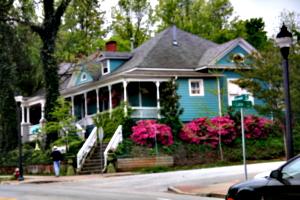 [picture: North Carolina House]